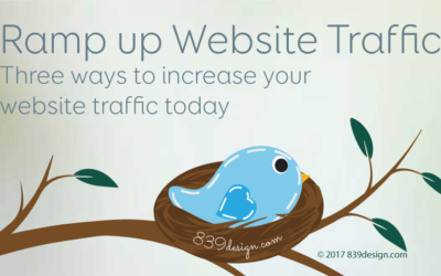 Three Easy Ways to Drive More Traffic to Your Website