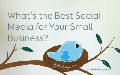 What's the Best Social Media for my Small Business?